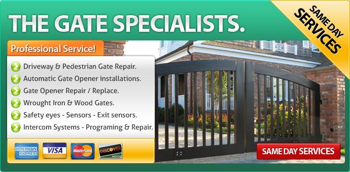 Gate Repair Blue Bell PA